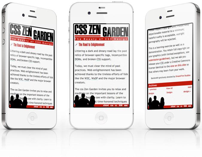 css-zengarden-iphone-4s-mockup